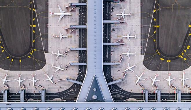 İstanbul Havalimanı'na üç altın bir bronz ödül...