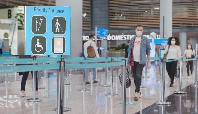 İstanbul Havalimanı'nda görme engelliler için seyahat kolaylığı
