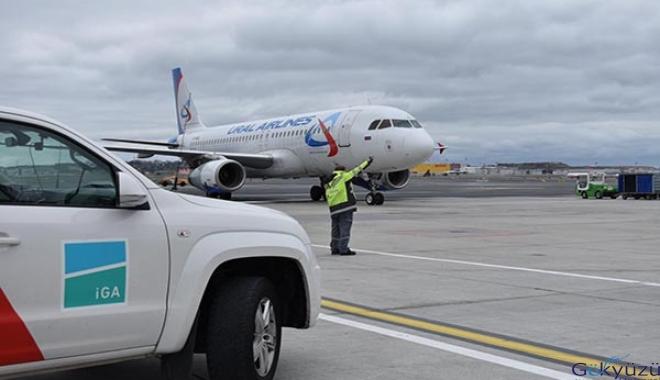 İstanbul - Moskova uçuşlarına başladı!
