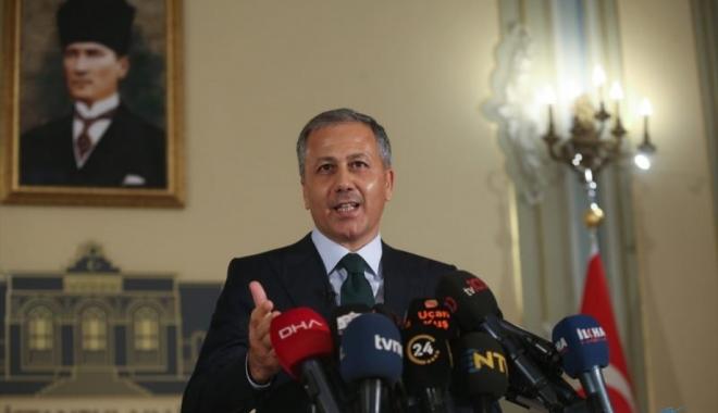 İstanbul Valisi Yerlikaya'dan kademeli mesai açıklaması