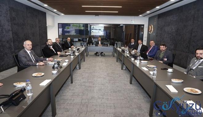 İstanbul Valisi Yerlikaya,İstanbul Havalimanı'ndayız