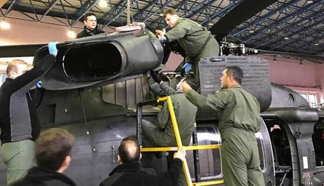 Jandarma'nın teknisyenleri görev başında!