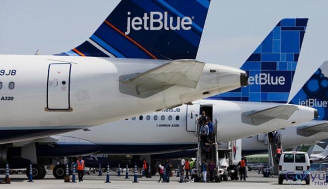 JetBlue hosteslerinden şok iddia!