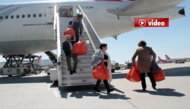 Kanada'da Kullanılan Oylar Türkiye'ye Getirildi