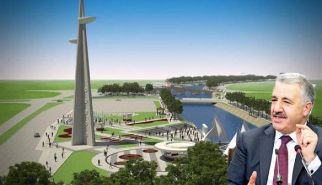 Kanal İstanbul Projesi Belli Aşamaya Geldi