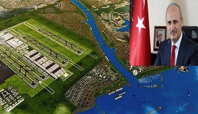 Kanal İstanbul'da ihale safhasına geçiliyor