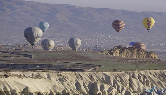 Kapadokya'da  Turlar 30 Nisan'a kadar ertelendi!