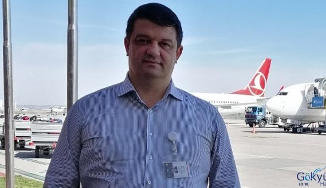Kapadokya Havalimanı'nın yeni müdürü belli oldu