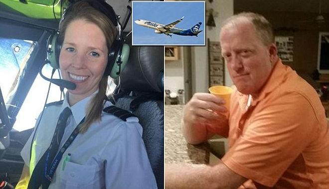 Kaptan pilot yardımcı pilota tecavüz etti!