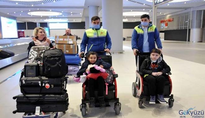 Kayra Talha,Türkiye'ye gönderildi!