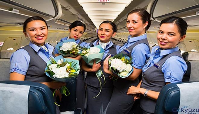 Kazakistan Sivil Havacılık uçuşlara 17 Ağustos'tan başlıyor