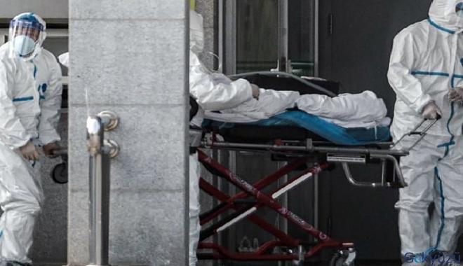 Kıbrıs'ta Çin'den gelen vatandaş hastaneye kaldırıldı