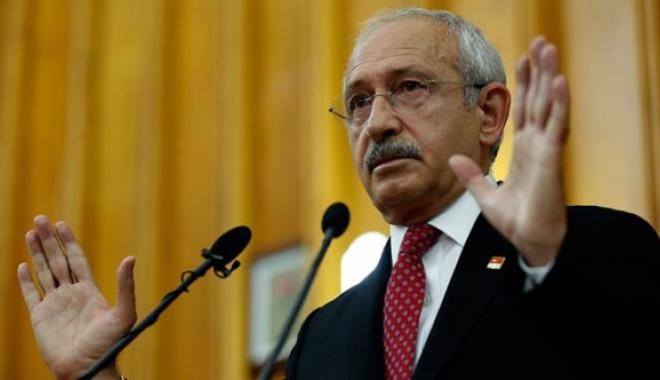 Kılıçdaroğlu: Trump Yasağı Ciddi Bir Uyarıdır
