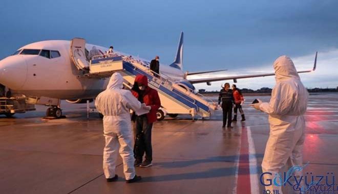 KKTC'den flaş karar: Uçuşlar durduruldu