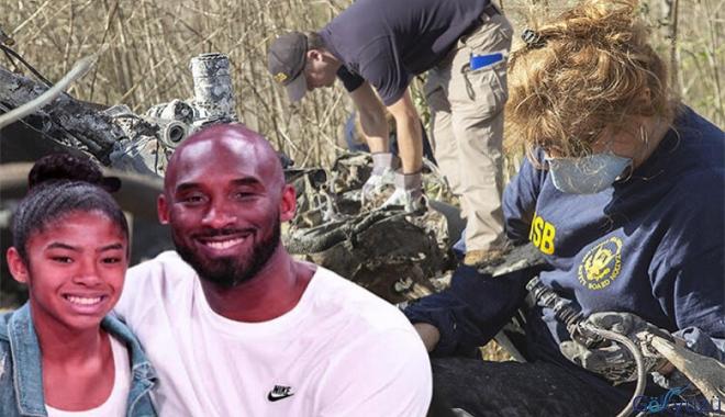 Kobe Bryant ve kızının öldüğü helikopter ...