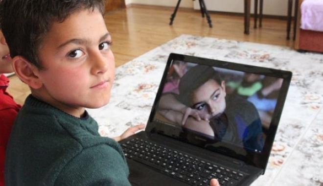 Küçük Hasan'ın Hayali Pilot Olmak video