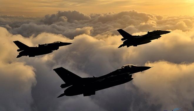 Kuzey Irak'a hava harekâtı! 8 terörist etkisiz hale getirildi