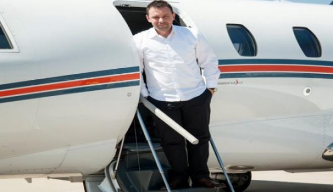 Rus Zenginin Özel Jeti de Türkiye'den