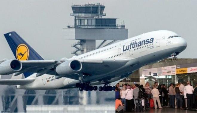 Lufthansa Ankara uçuşlarını durduruyor!