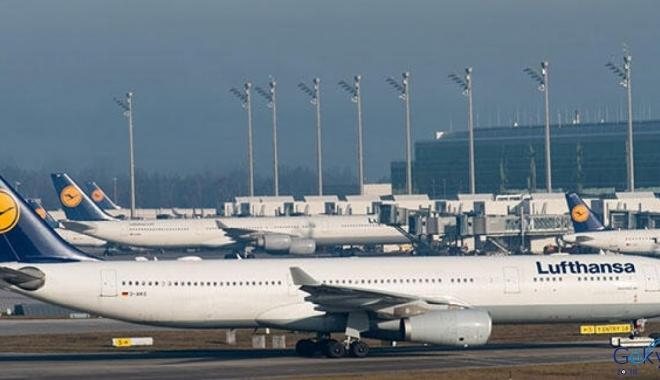 Lufthansa, Çin'e uçuşların askıya alınmasını 24 Nisan'a uzattı