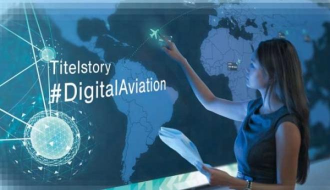 Lufthansa Group'un Çeşitli Dijitalleşme Projeleri