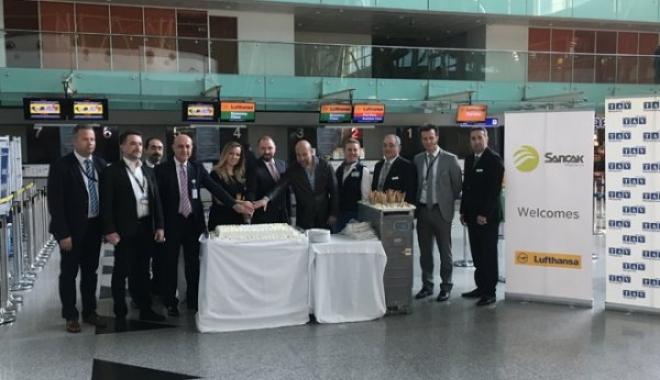 Lufthansa İzmir-Münih Uçuşlarına Başladı