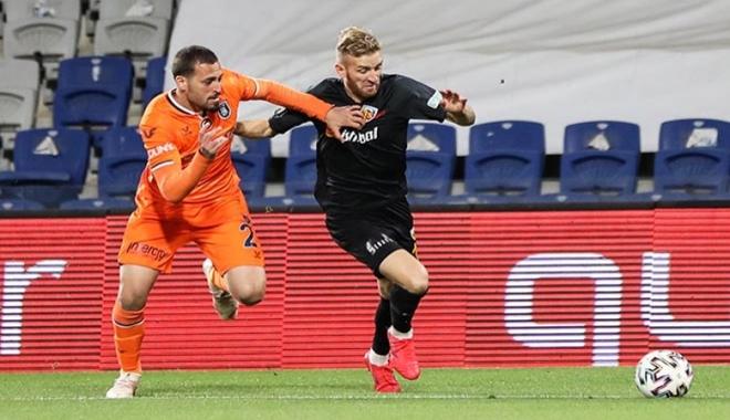 Medipol Başakşehir - Hes Kablo Kayserispor: 0-0