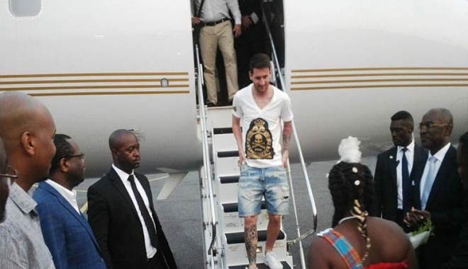 Messi 15 milyon dolara jet aldı!