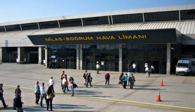 Milas-Bodrum Havalimanı Dış hatlar Yeniden Açılıyor