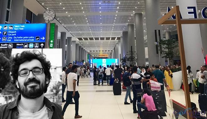 Mimar yolcudan İstanbul Havalimanı'na eleştiri!