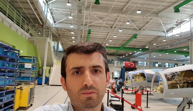 Muharip İnsansız Uçak Sistemi projesinden ilk görseller...