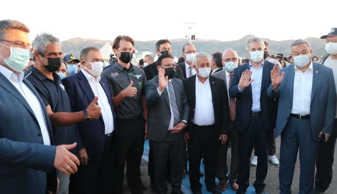 MXGP of TURKEY ve MXGP of AFYON'un açılış töreni yapıldı