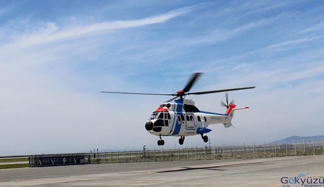 Nakanihon Air yeni H215 hizmet kapasitesini güçlendiriyor