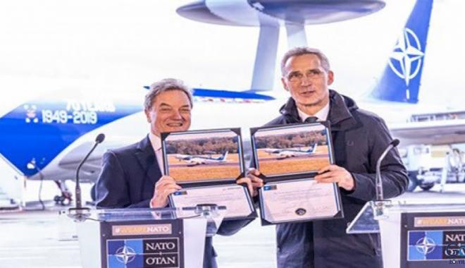 NATO'nun AWACS ucaklari modernize ediliyor
