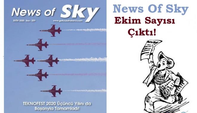 News of Sky,Gökyüzü Haberci Dergisi Ekim Sayısı çıktı! video