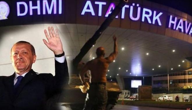 O Gece Cumhurbaşkanı Hangara Mı Sığındı?