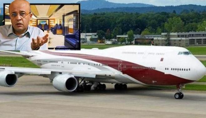 O VIP uçak hibe değil!