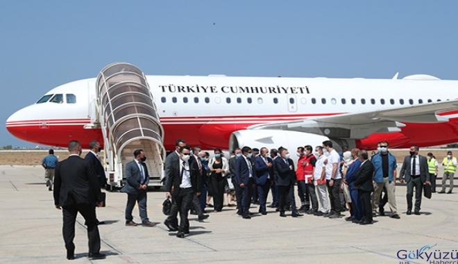 Oktay ve Çavuşoğlu'nun Lübnan ziyareti