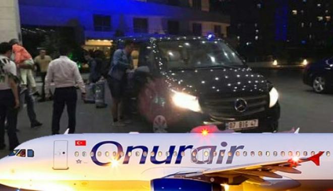Onur Air 30 Yolcusunu Antalya Havalimanı'nda Unuttu