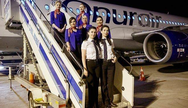 Onur Air'den çalışanlara ikinci zam!