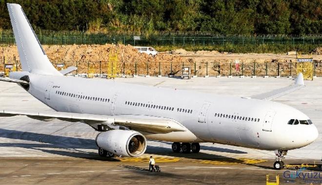 Onur Air filosuna bir A330 tipi uçak daha katılıyor