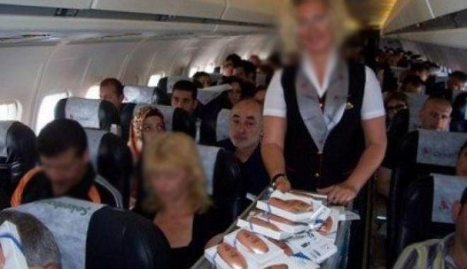 Onur Air hostesi yolcuyu azarladı!