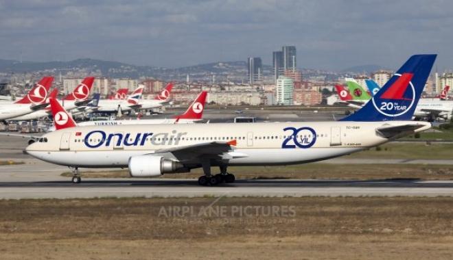 Onur Air ile Scat Havayolları Ortak Uçuş Anlaşması İmzaladı