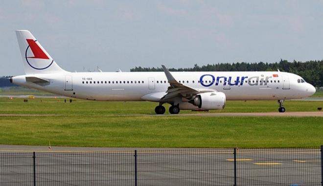 Onur Air'in A321 Neo'su uçuşlara başladı