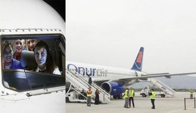 Onur Air uçuş ekibi sıtmaya yakalandı!