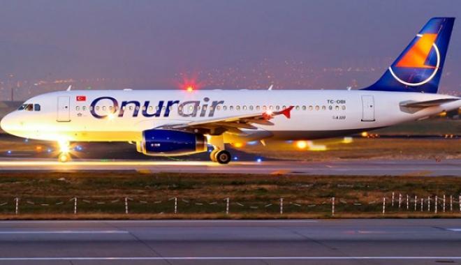 Onur Air'den 2 Yeni Uçuş Noktası