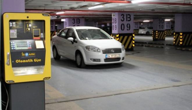 Otopark ücretleri İstanbulkartla ödenebilecek