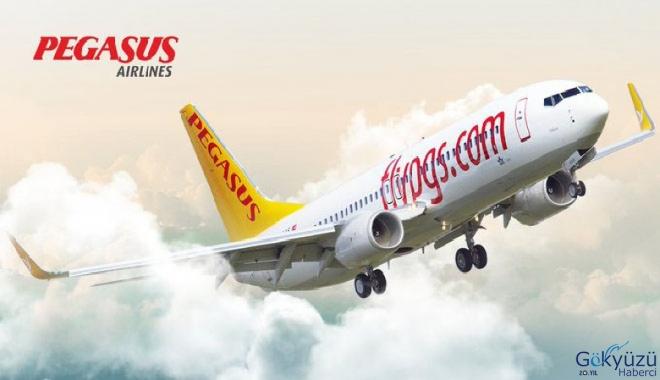 Pegasus da 9 Avrupa ülkesine uçuşlarını durdurdu