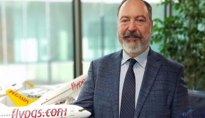 Pegasus Genel Müdürü Nane IATA denetim komitesi başkanı