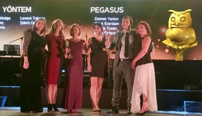 Pegasus Hava Yolları'na Ödül!
